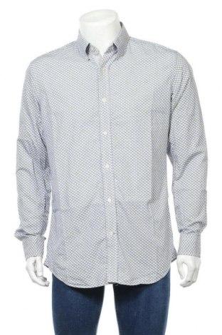 Ανδρικό πουκάμισο Banana Republic, Μέγεθος L, Χρώμα Πολύχρωμο, Βαμβάκι, Τιμή 10,39€