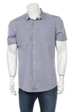 Мъжка риза Ben Sherman, Размер XL, Цвят Син, Цена 39,69лв.