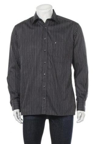 Мъжка риза Eterna, Размер M, Цвят Многоцветен, Памук, Цена 14,28лв.