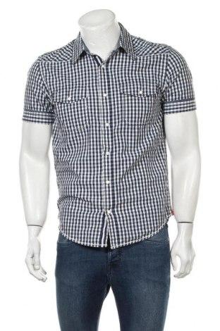 Мъжка риза Express, Размер M, Цвят Бял, Памук, Цена 18,90лв.
