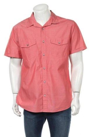 Мъжка риза Express, Размер XL, Цвят Розов, Памук, Цена 6,94лв.