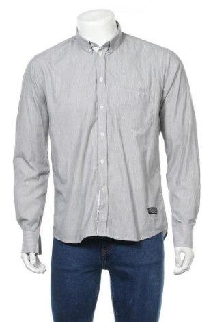 Мъжка риза Minimum, Размер L, Цвят Сив, Цена 33,75лв.