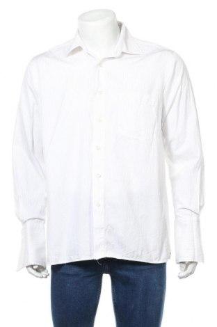 Мъжка риза Pierre Cardin, Размер L, Цвят Бял, Цена 14,44лв.