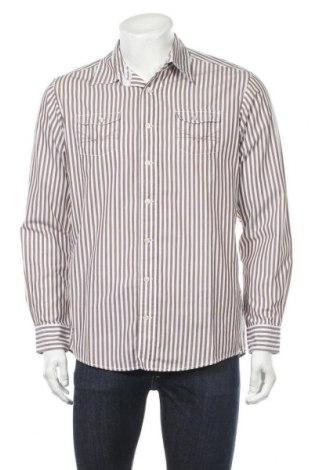 Мъжка риза Pierre Cardin, Размер M, Цвят Бял, Памук, Цена 6,56лв.