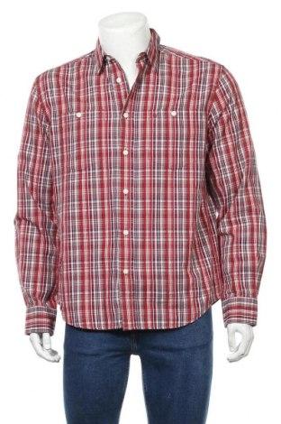 Мъжка риза Wrangler, Размер S, Цвят Многоцветен, Памук, Цена 7,56лв.