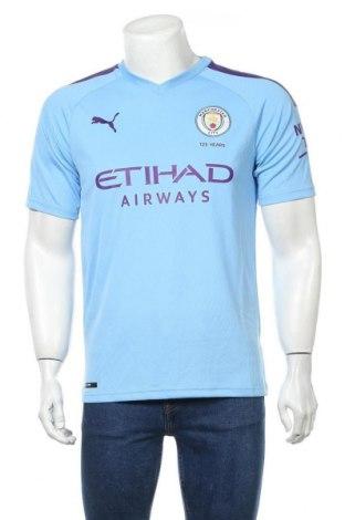 Pánské tričko  PUMA, Velikost M, Barva Modrá, 80% polyester, 20% elastan, Cena  730,00Kč