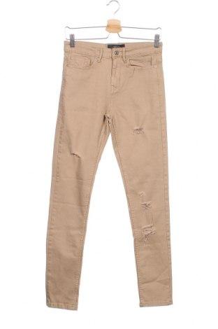 Мъжки дънки Lft, Размер S, Цвят Бежов, 98% памук, 2% еластан, Цена 27,28лв.