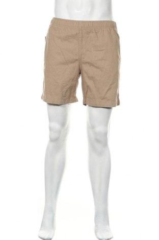 Pantaloni scurți de bărbați Target, Mărime S, Culoare Maro, Bumbac, Preț 23,21 Lei