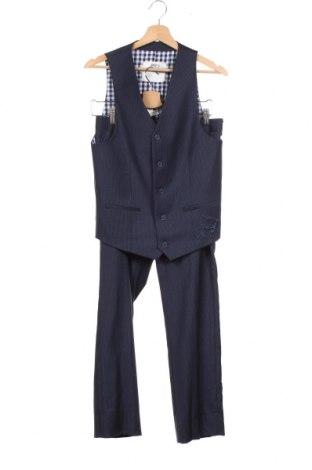 Pánský oblek  Moods Of Norway, Velikost M, Barva Modrá, 100% vlna, Cena  1181,00Kč