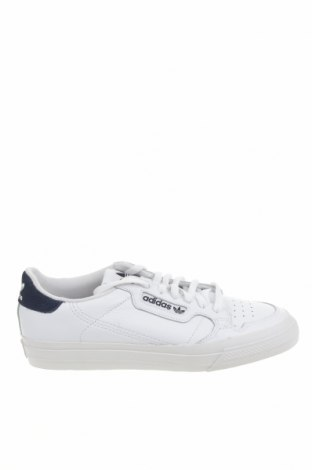 Мъжки обувки Adidas Originals, Размер 44, Цвят Бял, Естествена кожа, естествен велур, Цена 141,75лв.