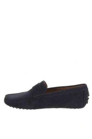 Мъжки обувки Charles & Smith, Размер 42, Цвят Син, Естествен велур, Цена 55,60лв.