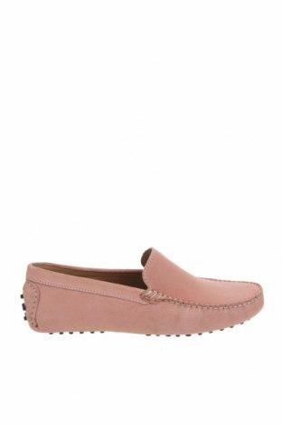Мъжки обувки Charles & Smith, Размер 42, Цвят Розов, Естествен велур, Цена 35,96лв.