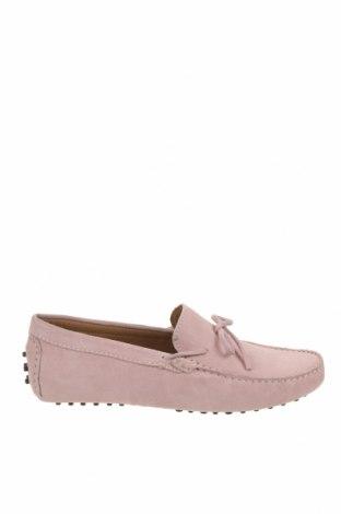 Мъжки обувки Charles & Smith, Размер 42, Цвят Розов, Естествен велур, Цена 39,94лв.