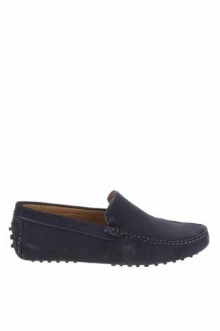Мъжки обувки Charles & Smith, Размер 42, Цвят Син, Естествен велур, Цена 44,48лв.
