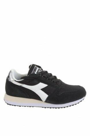 Мъжки обувки Diadora, Размер 40, Цвят Черен, Естествен велур, текстил, Цена 104,25лв.