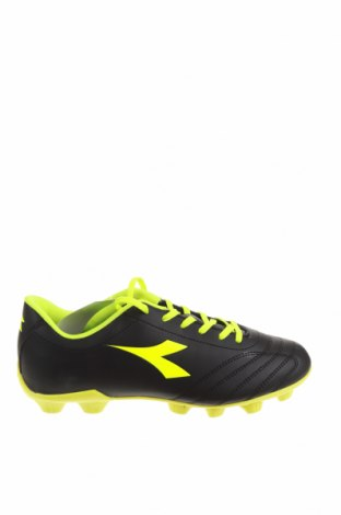 Мъжки обувки Diadora, Размер 41, Цвят Черен, Еко кожа, Цена 35,04лв.