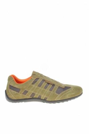 Мъжки обувки Dockers by Gerli, Размер 41, Цвят Зелен, Естествен велур, Цена 51,17лв.