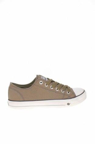 Ανδρικά παπούτσια Dockers by Gerli, Μέγεθος 41, Χρώμα Πράσινο, Κλωστοϋφαντουργικά προϊόντα, Τιμή 22,42€