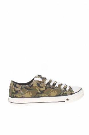 Мъжки обувки Dockers by Gerli, Размер 41, Цвят Зелен, Текстил, Цена 40,71лв.