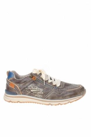 Мъжки обувки Dockers by Gerli, Размер 41, Цвят Кафяв, Еко кожа, Цена 39,33лв.