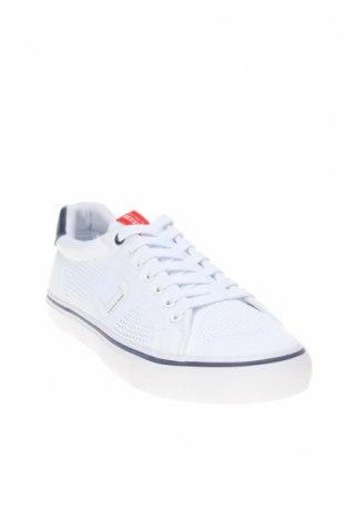 Мъжки обувки Dockers by Gerli, Размер 41, Цвят Бял, Текстил, еко кожа, Цена 38,64лв.