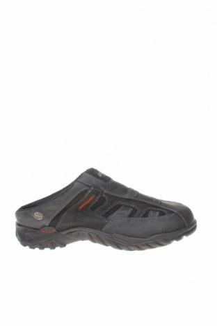 Мъжки обувки Dockers by Gerli, Размер 41, Цвят Черен, Естествена кожа, текстил, Цена 59,95лв.