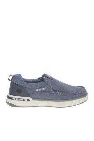 Мъжки обувки Dockers by Gerli, Размер 41, Цвят Син, Текстил, Цена 40,02лв.