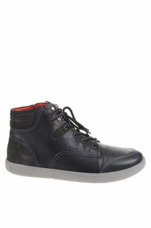 Мъжки обувки Geox, Размер 44, Цвят Син, Естествена кожа, Цена 179,25лв.