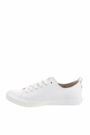 Мъжки обувки Joop!, Размер 45, Цвят Бял, Текстил, Цена 201,75лв.
