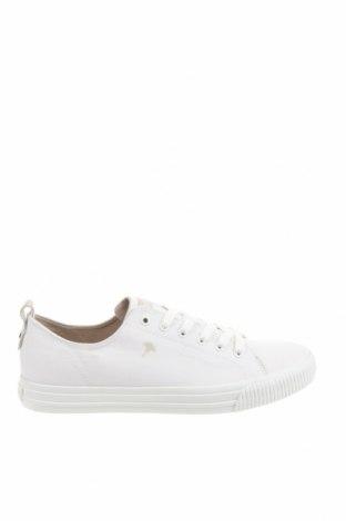 Ανδρικά παπούτσια Joop!, Μέγεθος 43, Χρώμα Λευκό, Κλωστοϋφαντουργικά προϊόντα, Τιμή 50,83€