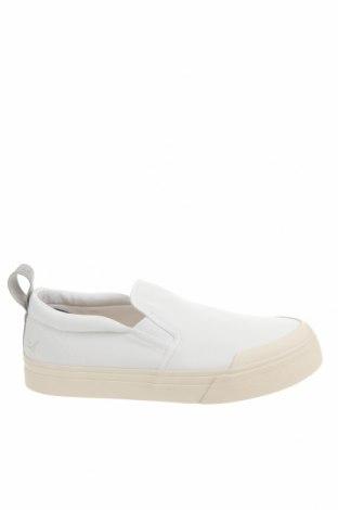 Ανδρικά παπούτσια Lyle & Scott, Μέγεθος 44, Χρώμα Λευκό, Κλωστοϋφαντουργικά προϊόντα, Τιμή 22,67€