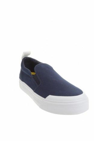 Мъжки обувки Lyle & Scott, Размер 42, Цвят Син, Текстил, Цена 43,60лв.