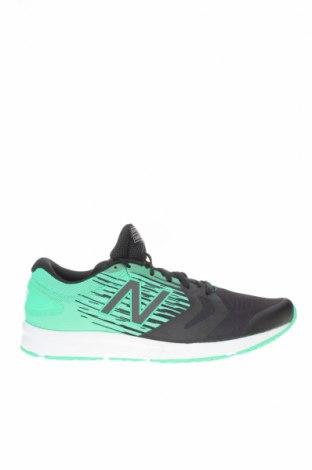 Мъжки обувки New Balance, Размер 45, Цвят Зелен, Текстил, Цена 126,75лв.