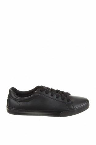 Мъжки обувки Pier One, Размер 44, Цвят Черен, Еко кожа, Цена 34,50лв.