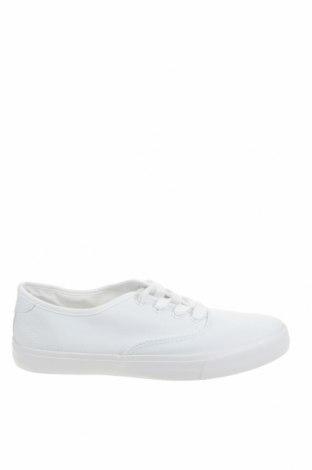 Мъжки обувки Pier One, Размер 41, Цвят Бял, Текстил, Цена 34,50лв.