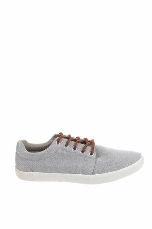Мъжки обувки Pier One, Размер 40, Цвят Сив, Текстил, Цена 34,50лв.