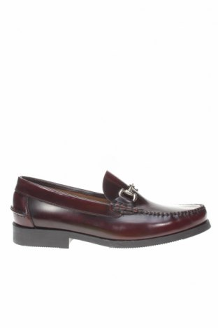 Мъжки обувки Son Castellanisimos, Размер 42, Цвят Червен, Естествена кожа, Цена 134,25лв.
