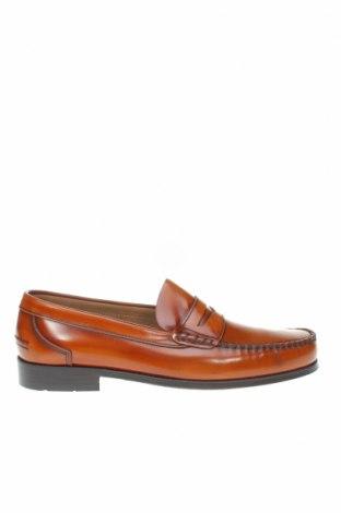 Мъжки обувки Sotoalto, Размер 45, Цвят Кафяв, Естествена кожа, Цена 67,05лв.