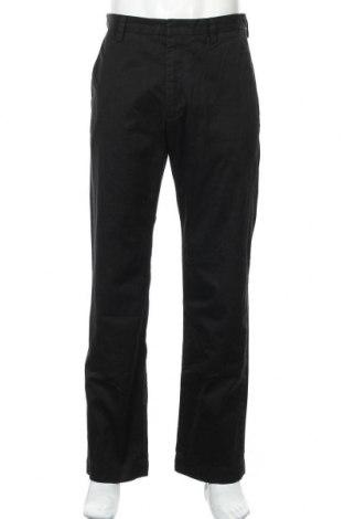 Ανδρικό παντελόνι Banana Republic, Μέγεθος M, Χρώμα Μαύρο, Βαμβάκι, Τιμή 12,80€
