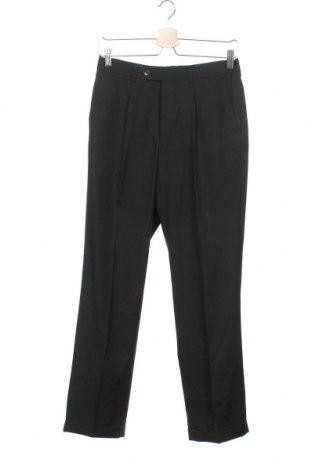 Мъжки панталон Pierre Cardin, Размер S, Цвят Черен, 50% вълна, 50% други нишки, Цена 9,98лв.