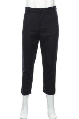 Pánské kalhoty  Reserved, Velikost M, Barva Modrá, 66% bavlna, 22% polyester, 12% viskóza, Cena  132,00Kč