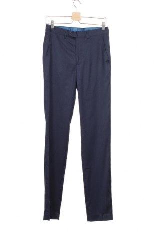 Ανδρικό παντελόνι The Time of Bocha, Μέγεθος S, Χρώμα Μπλέ, 70% πολυεστέρας, 30% βισκόζη, Τιμή 9,90€