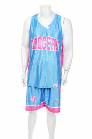 Pánský sportovní komplet , Velikost XL, Barva Modrá, Polyester, Cena  366,00Kč