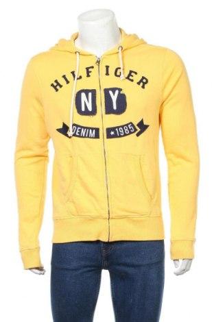 Ανδρικό φούτερ Tommy Hilfiger, Μέγεθος M, Χρώμα Κίτρινο, Τιμή 30,53€