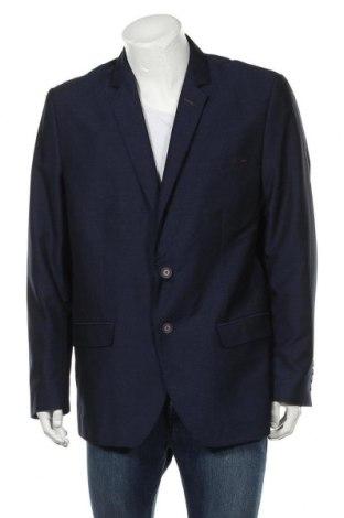 Мъжко сако, Размер L, Цвят Син, Цена 8,14лв.