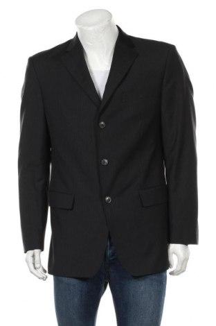 Ανδρικό σακάκι Joop!, Μέγεθος L, Χρώμα Μαύρο, Μαλλί, Τιμή 21,82€