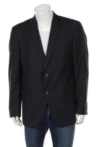Мъжко сако Pierre Cardin, Размер XL, Цвят Син, Вълна, Цена 20,52лв.