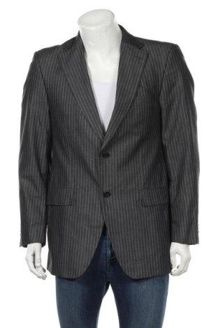 Ανδρικό σακάκι Tommy Hilfiger, Μέγεθος L, Χρώμα Γκρί, 52% βισκόζη, 48% ασετάτ, Τιμή 19,10€