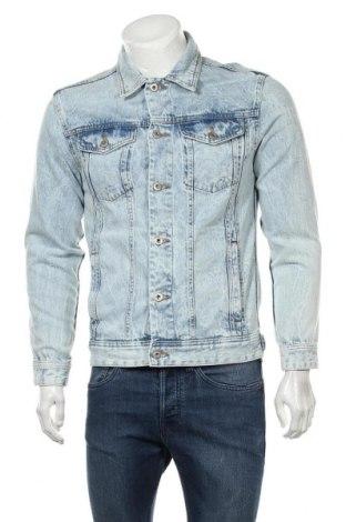 Мъжко яке Lft, Размер S, Цвят Син, 100% памук, Цена 39,52лв.