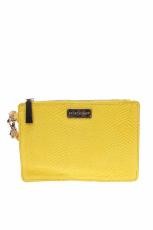 Kosmetický kufřík  Sportscraft, Barva Žlutá, Pravá kůže, Cena  1181,00Kč